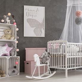 Décoration de chambre bébé