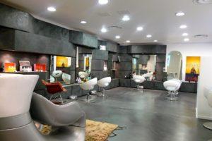 salon de coiffure style