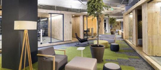 isolation niveau des bureaux