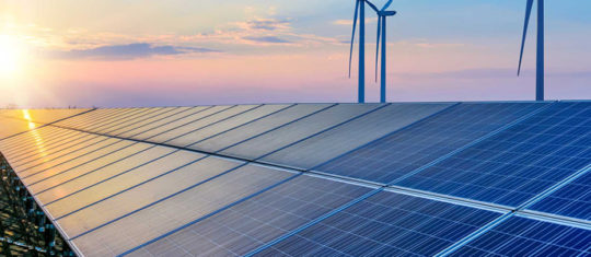 Avantages des panneaux photovoltaïques